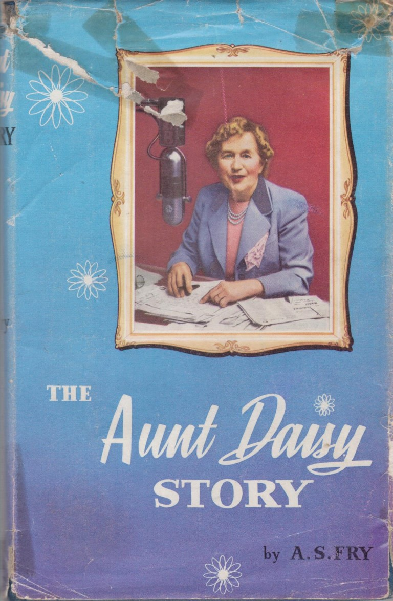 cover image of The Aunt Daisy Story for sale in New Zealand