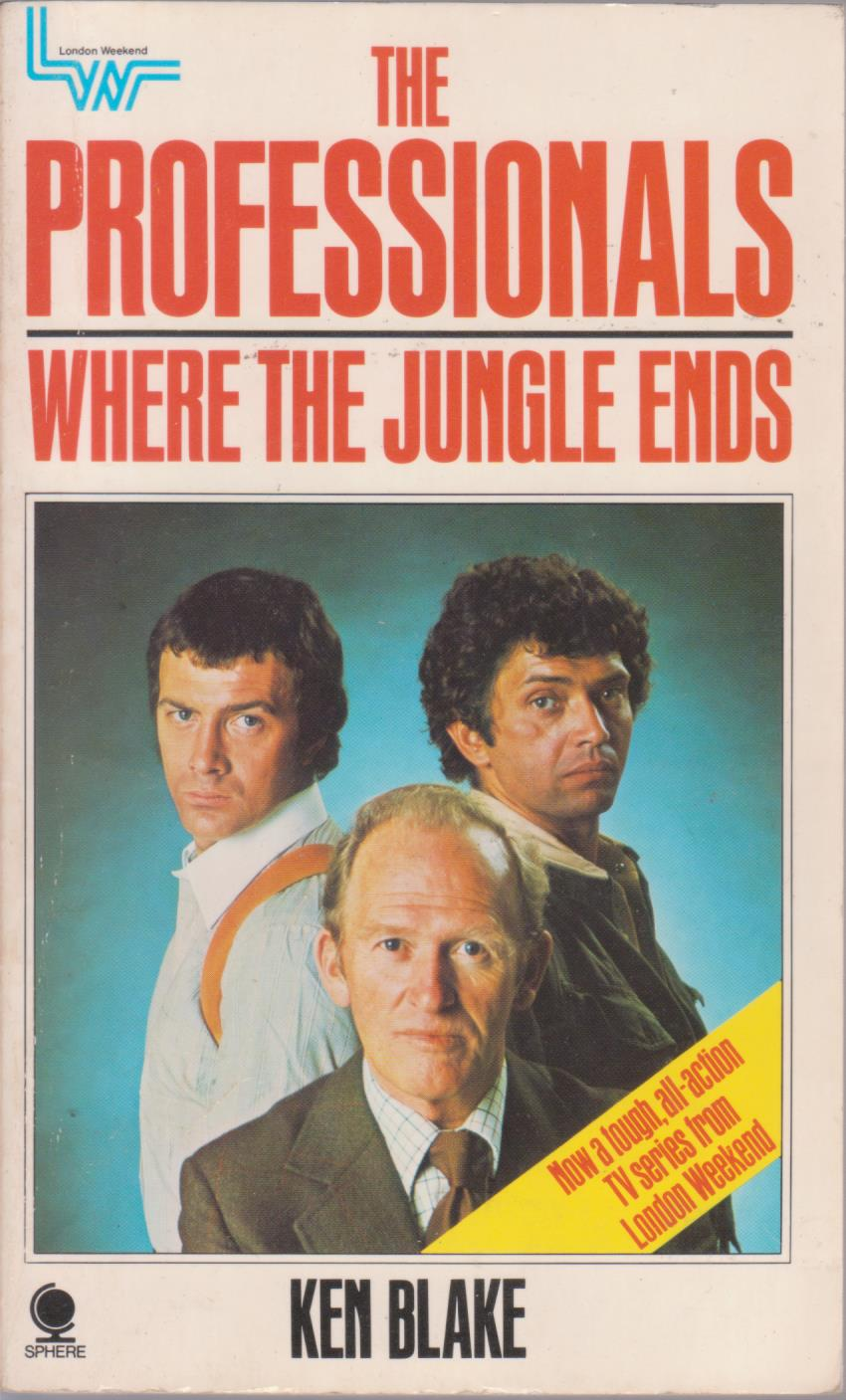 cover image of The Professionals for sale in New Zealand