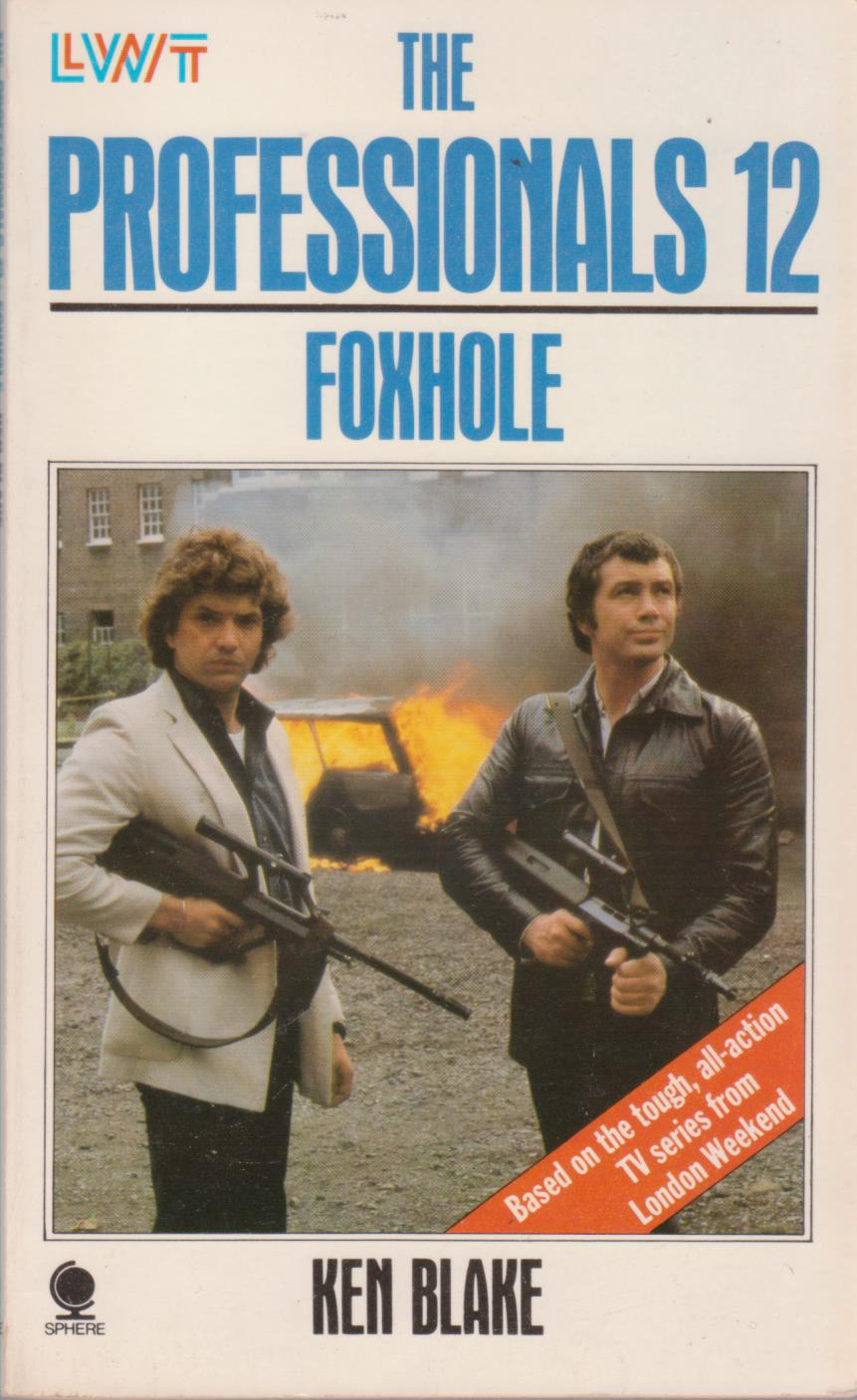 cover image of The Professionals; Foxhole for sale in New Zealand