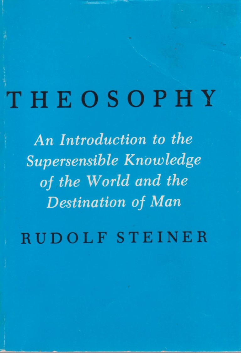 cover image of Theosophy by Rudolf Steiner for sale in New Zealand