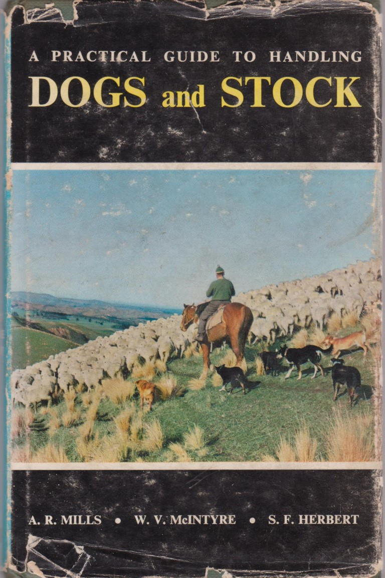 cover image of A Practical Guide to Handling Dogs and Stock