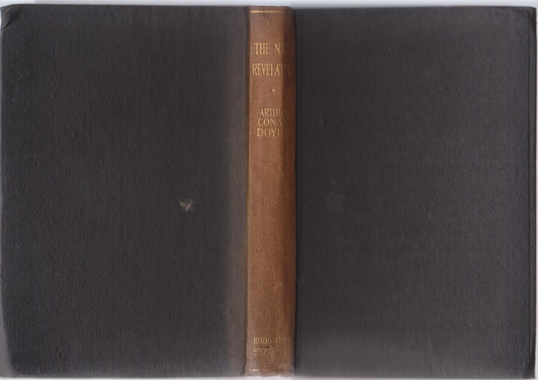 cover image of The New Revelation by Arthur Conan Doyle for sale in New Zealand