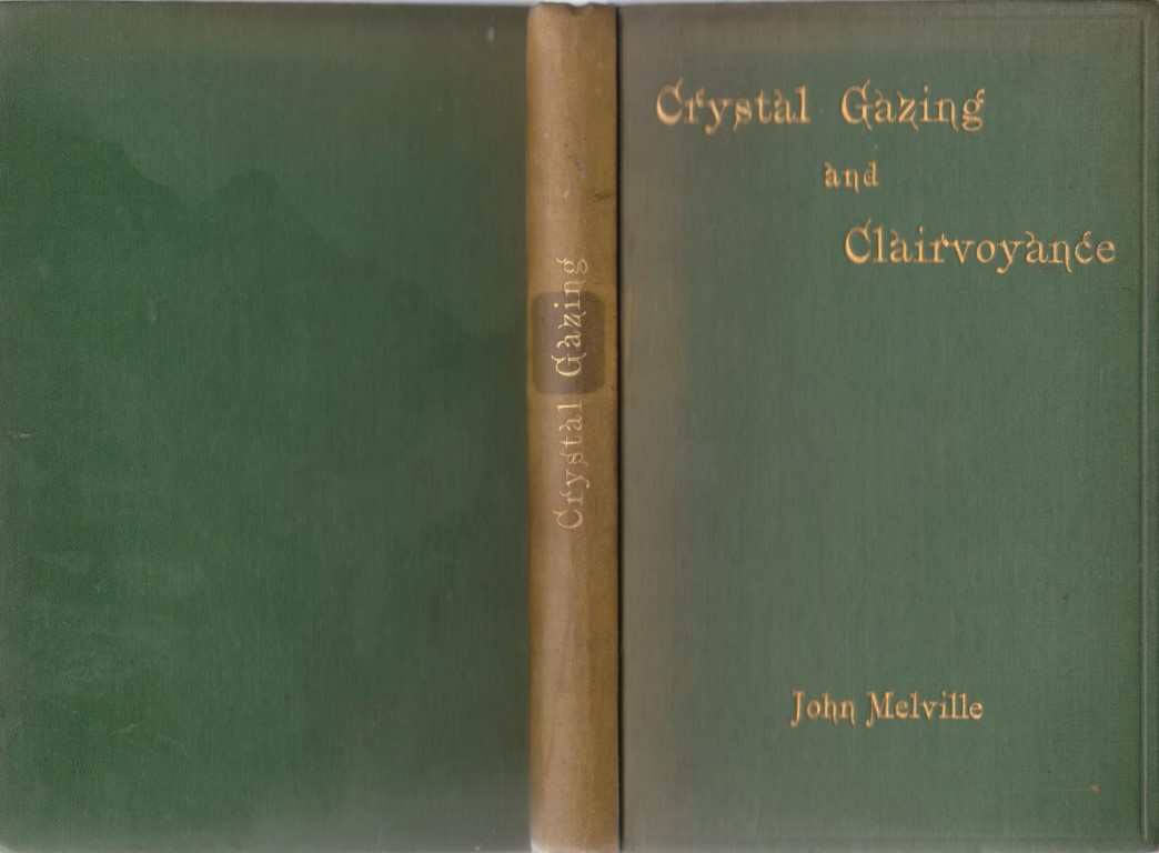 cover image of Crystal Gazing and Clairvoyance for sale in New Zealand