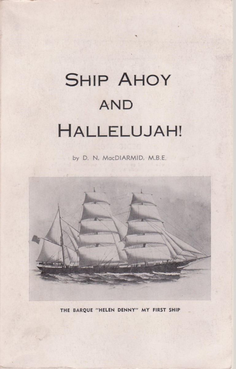 cover image of Ship Ahoy and Hallelujah! or from Fo'c'sle to pulpit, for sale in New Zealand