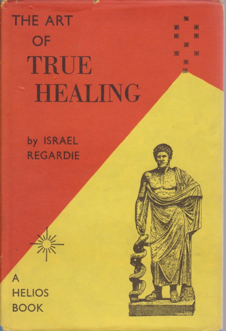 cover image of The Art of True Healing for sale in New Zealand