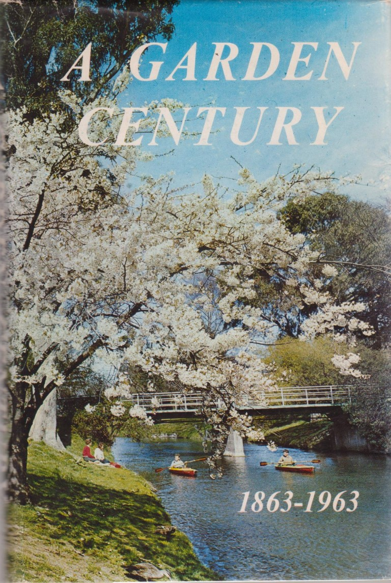 cover image of A Garden Century 1863-1963 for sale in New Zealand
