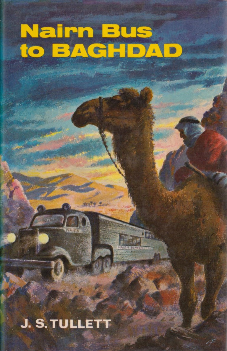 cover image of Nairn Bus to Baghdad for sale in New Zealand