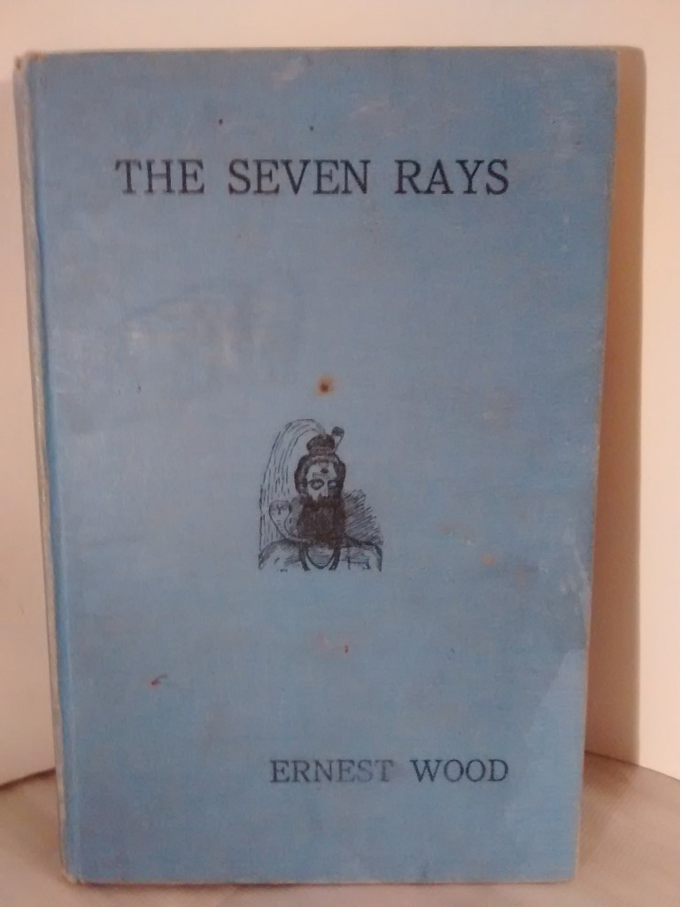 cover image of The Seven Rays a Theosophical Handbook for sale in New Zealand