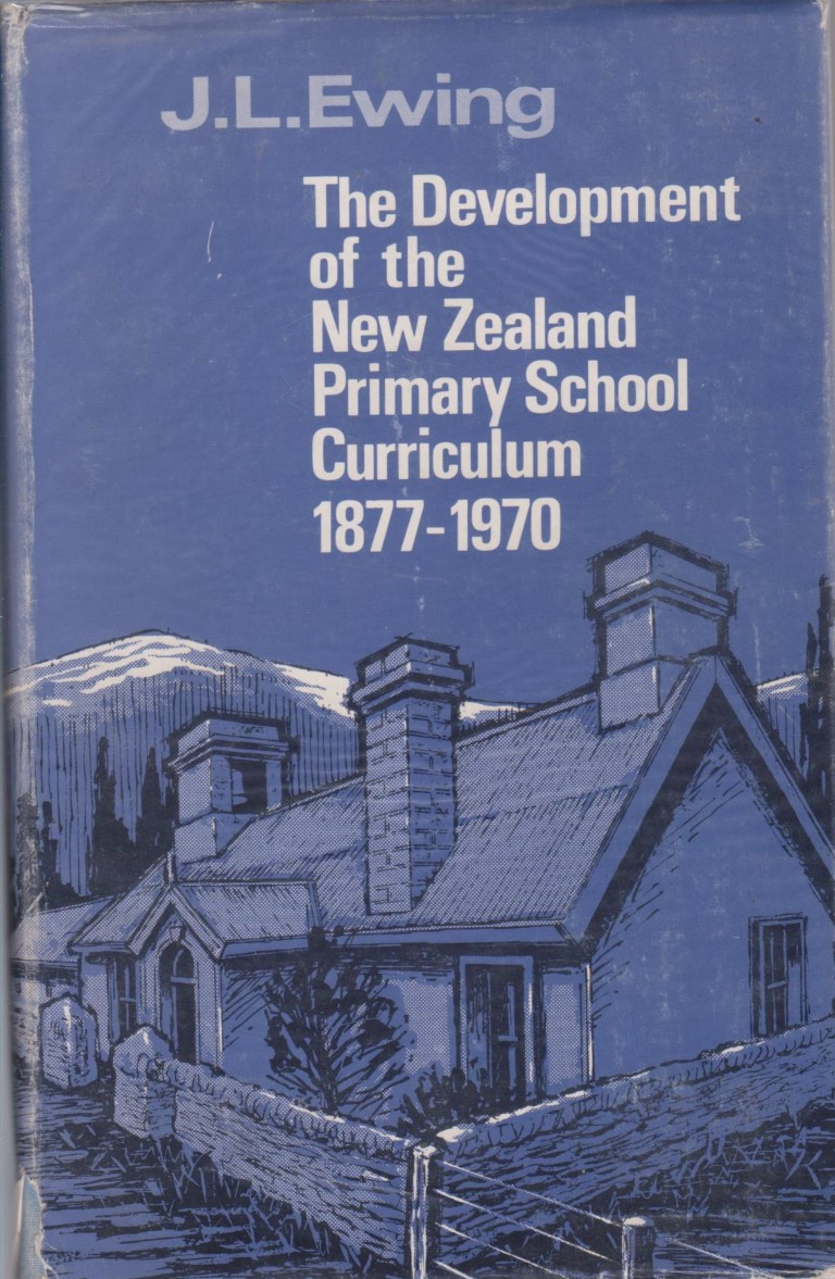 cover image of The Development of the New Zealand Primary School Curriculum 1877-1970 for sale in New Zealand