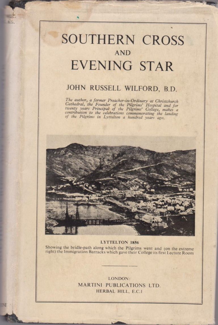 cover image of Southern Cross and Evening Star, for sale in New Zealand
