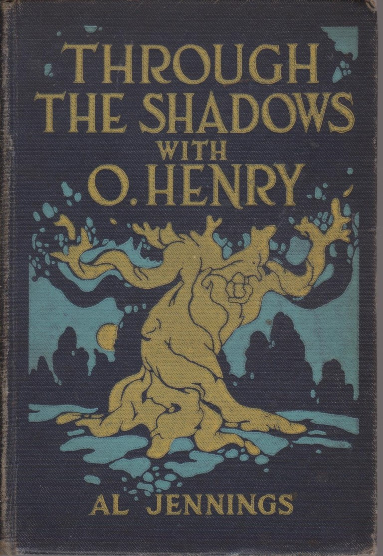 cover image of Through the Shadows with O. Henry