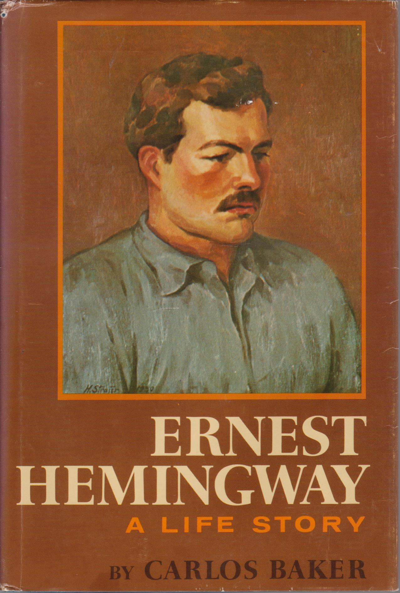 cover image of Ernest Hemingway, a life story, for sale in New Zealand
