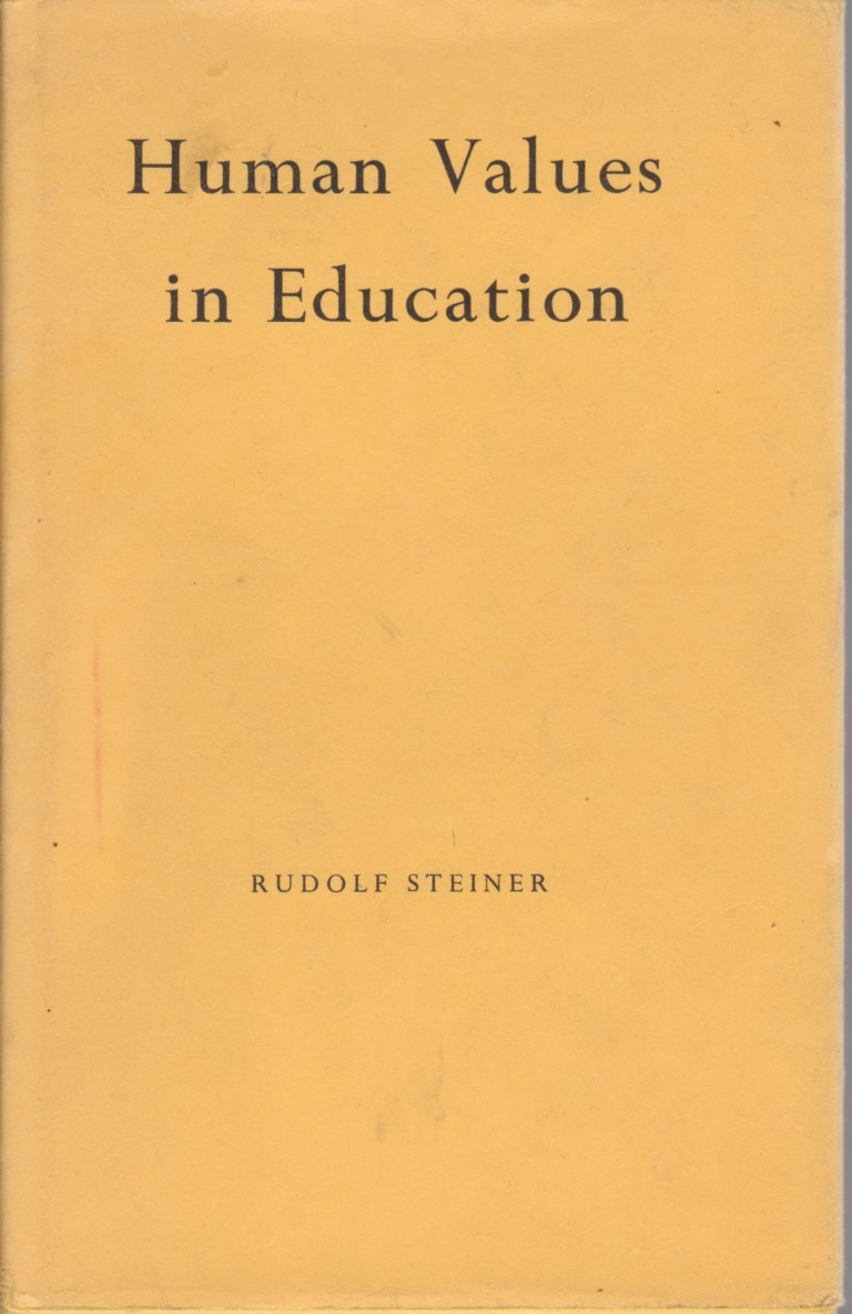 cover image of Human Values in Educationfor sale in New Zealand