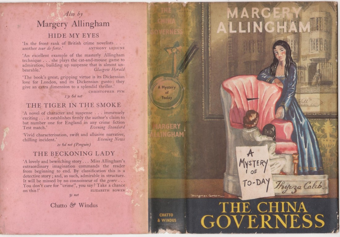 cover image of The China Governess, for sale in New Zealand