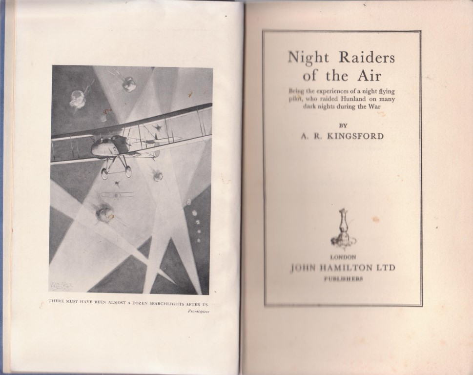 cover image of Night Raiders of the Air, for sale in New Zealand