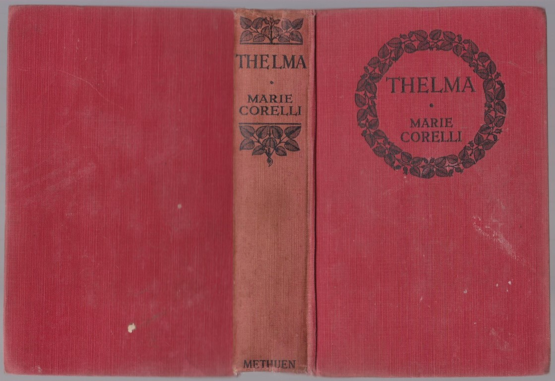 cover image of Marie Corelli's Thelma, a Norwegian Princess, for sale in New Zealand