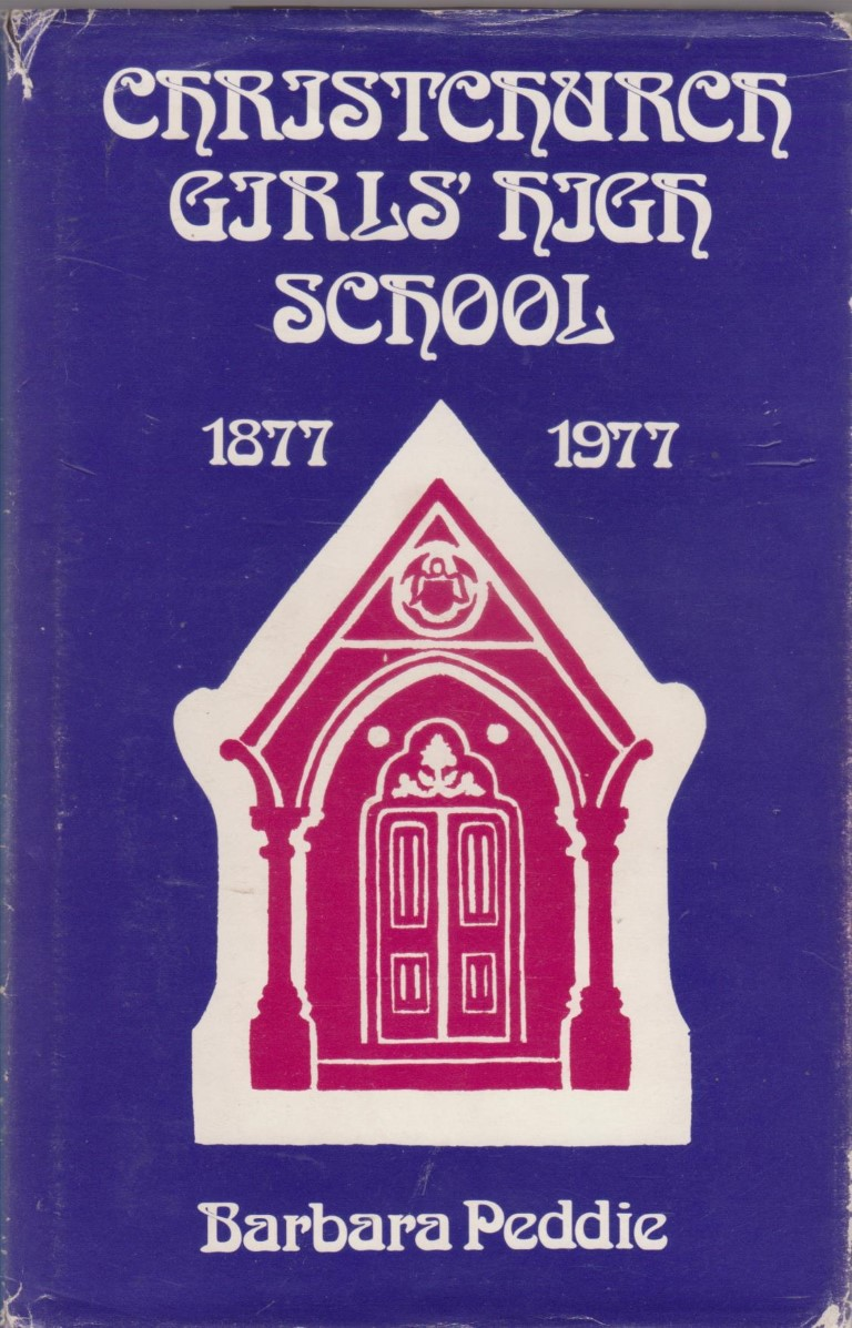 cover image of Christchurch Girls High School 1877-1977, for sale in New Zealand