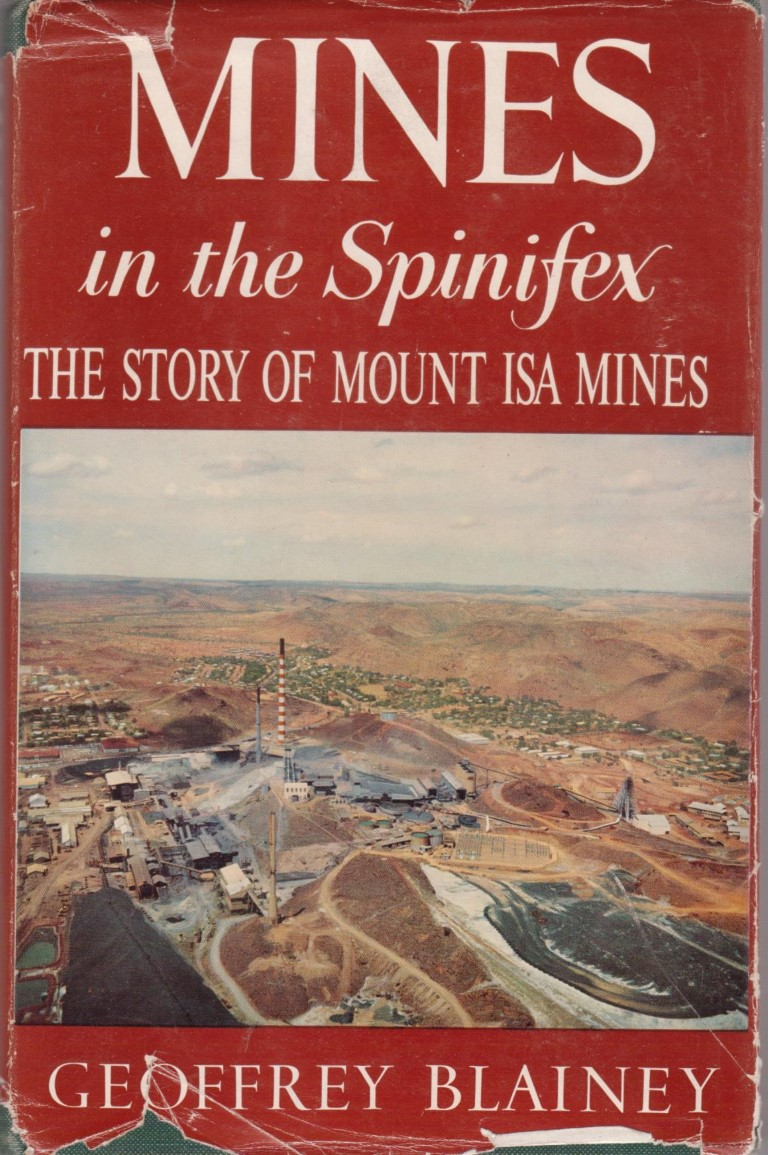 cover image of Mines in the Spinifex, for sale in New Zealand
