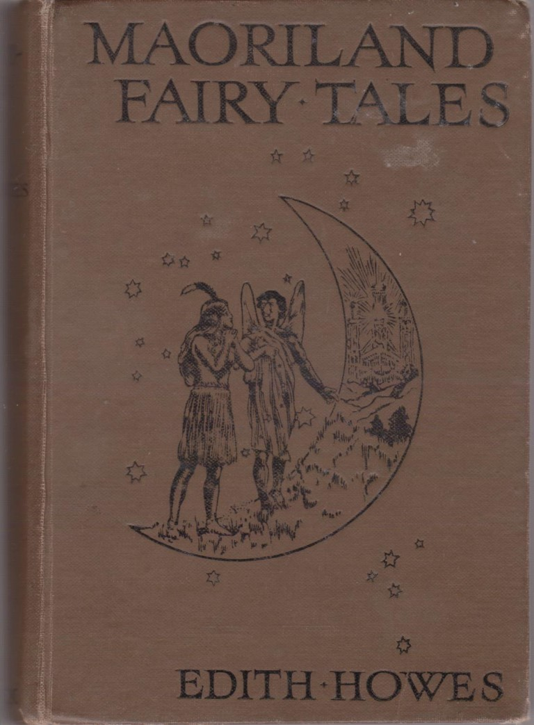 cover image of Maoriland Fairy Tales, for sale in New Zealand