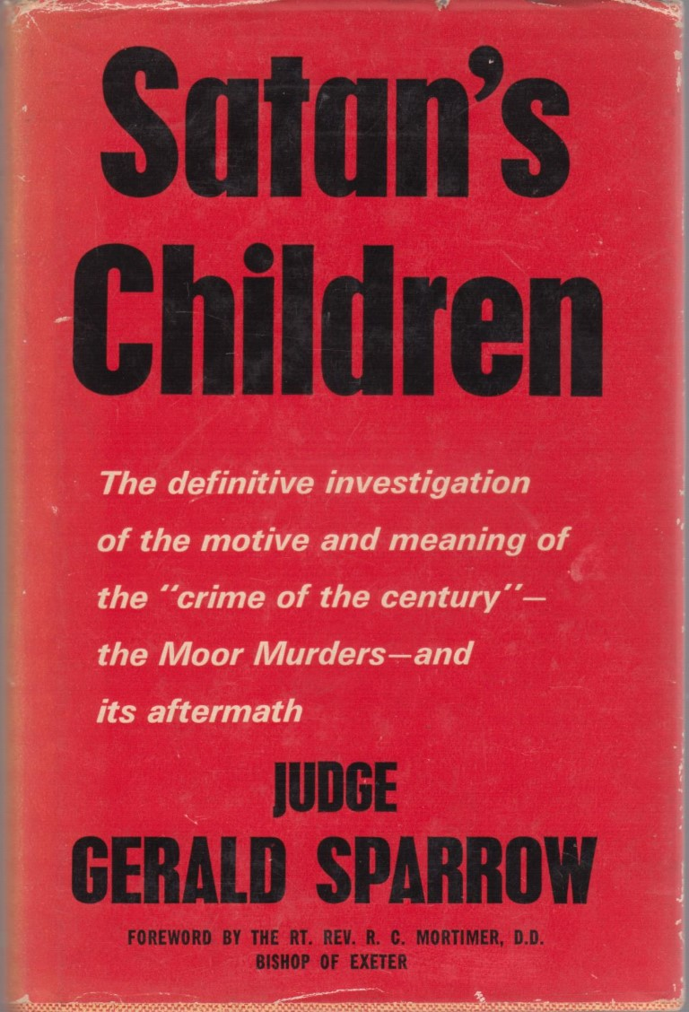 cover image of Satan's Children (Moors Murders), for sale in New Zealand