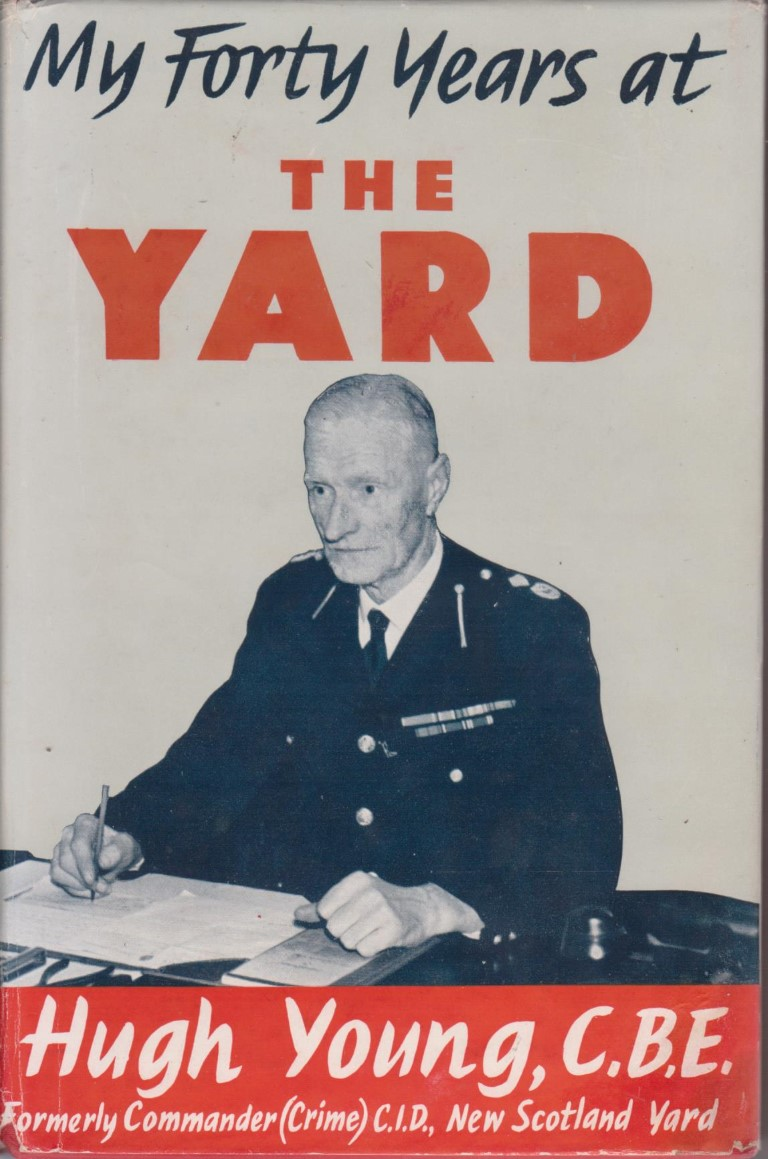 cover image of My Forty Years at The Yard, for sale in New Zealand