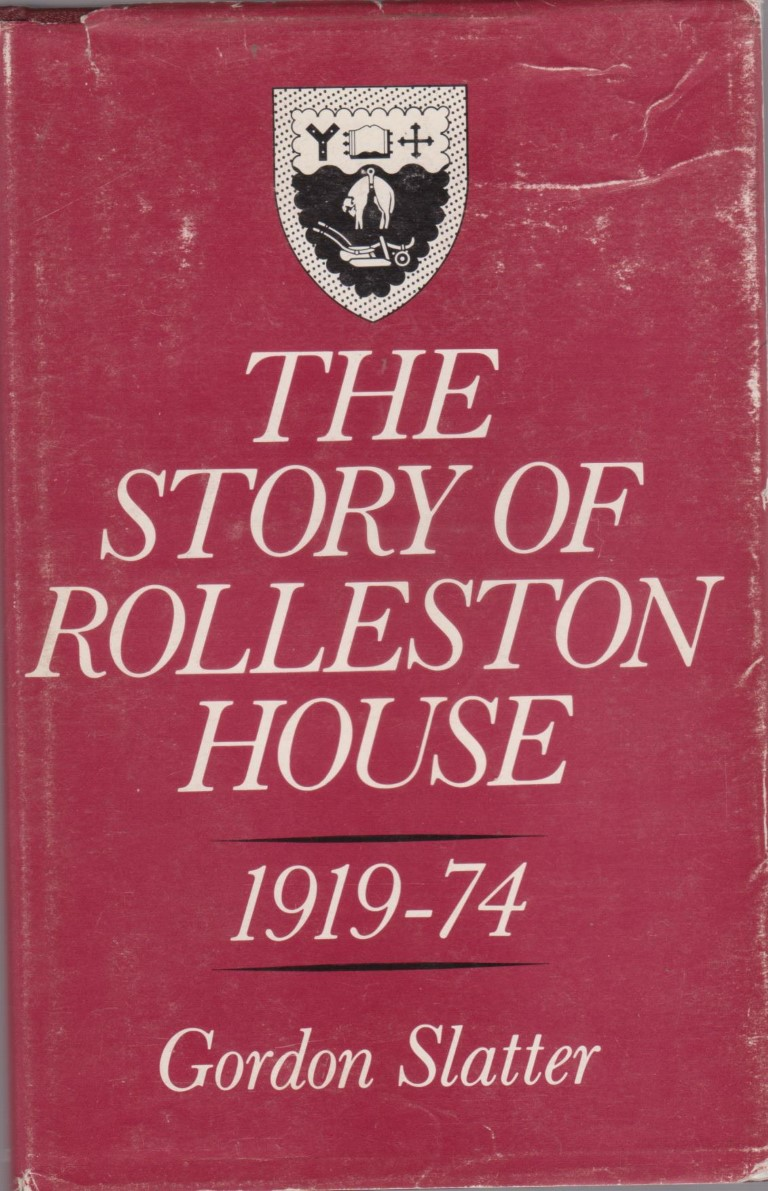 cover image of The Story of Rolleston House 1919-74, for sale in New Zealand