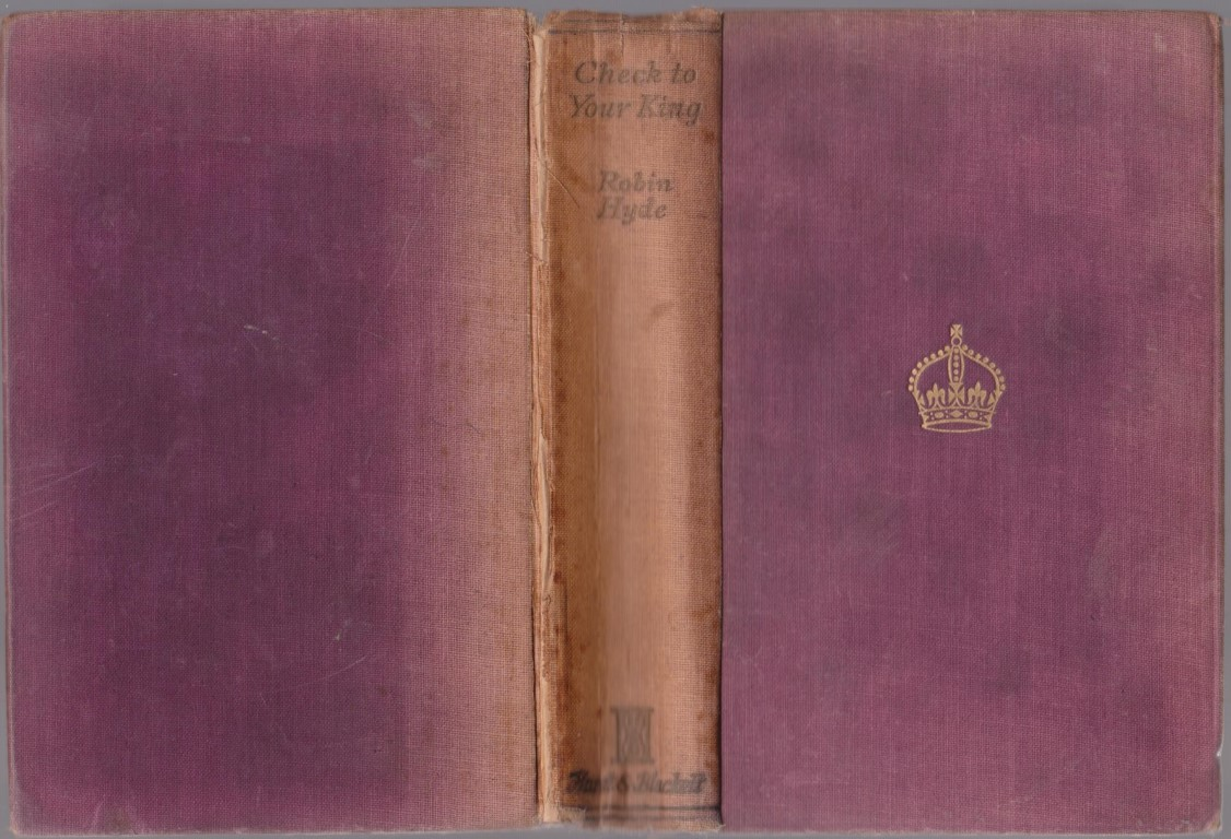 cover image of Check To Your King: The Life History of Charles, Baron de Thierry, King Of Nukahiva, Sovereign Chief of New Zealand, for sale in New Zealand