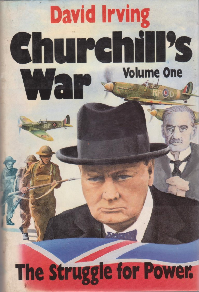 cover image of Churchill's War Volume One The Struggle for Power, for sale in New Zealand