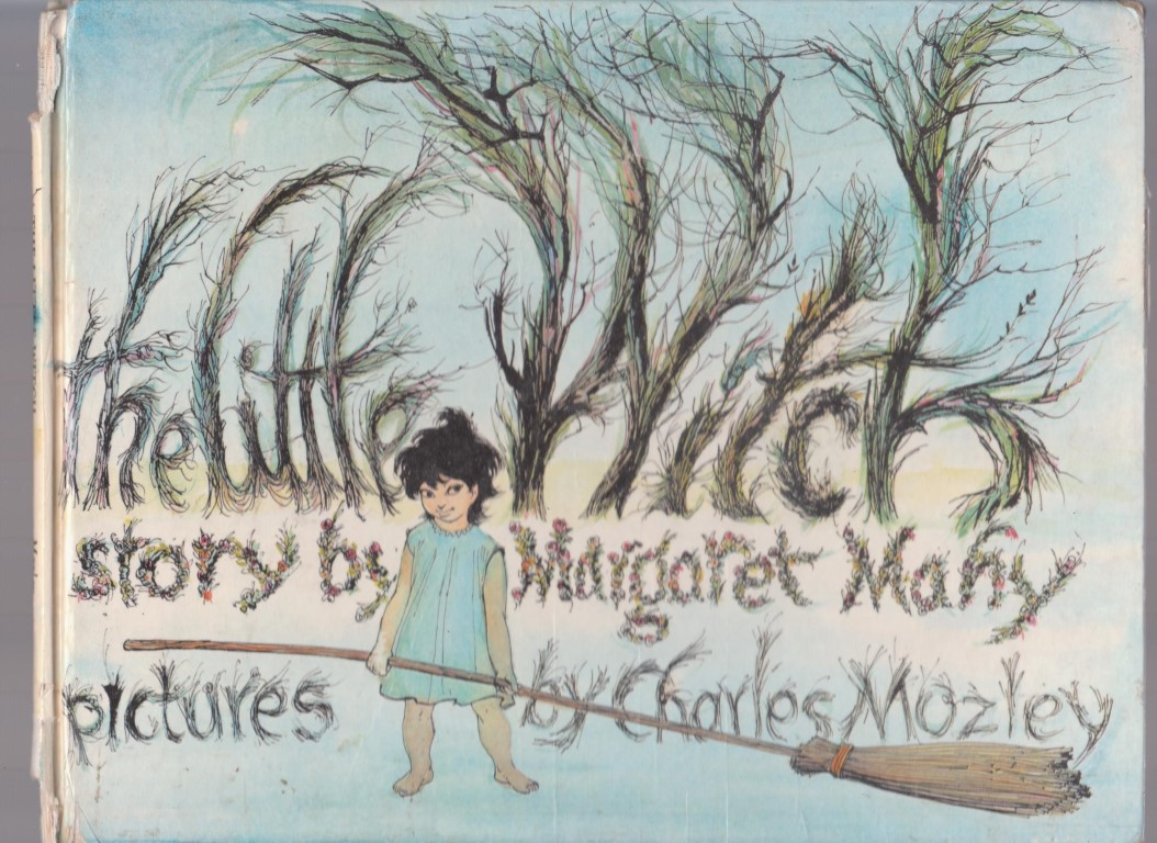 cover image of The Little Witch by Margaret Mahy, for sale in New Zealand