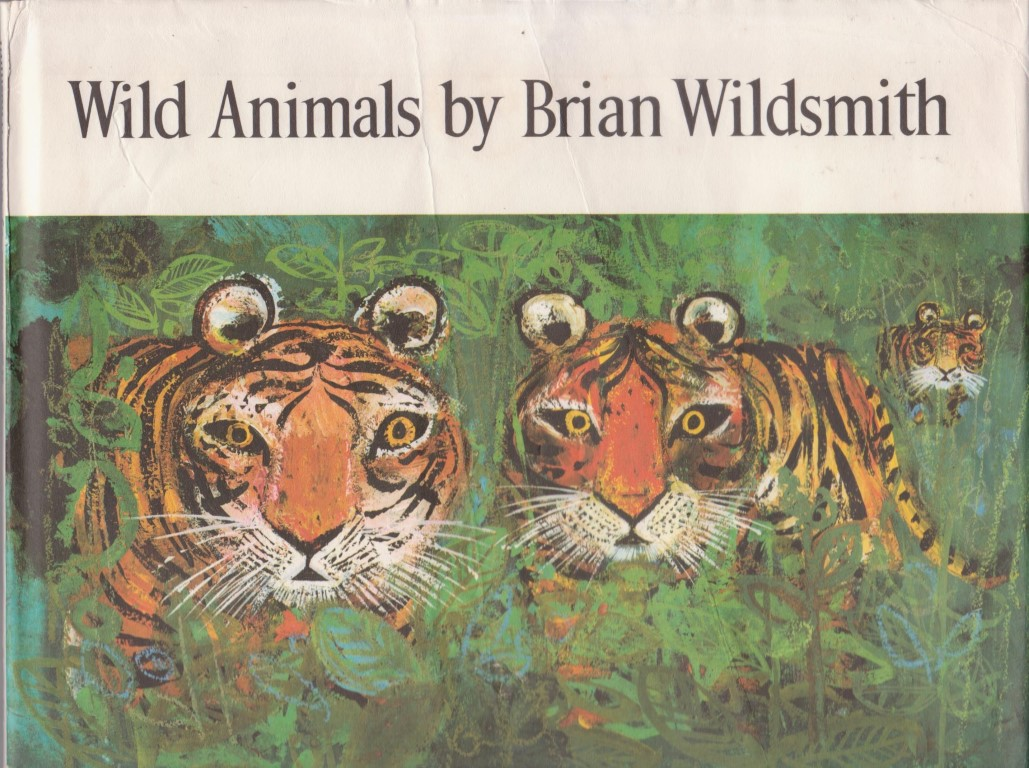 cover image of Wild Animals by Brian Wildsmith, for sale in New Zealand