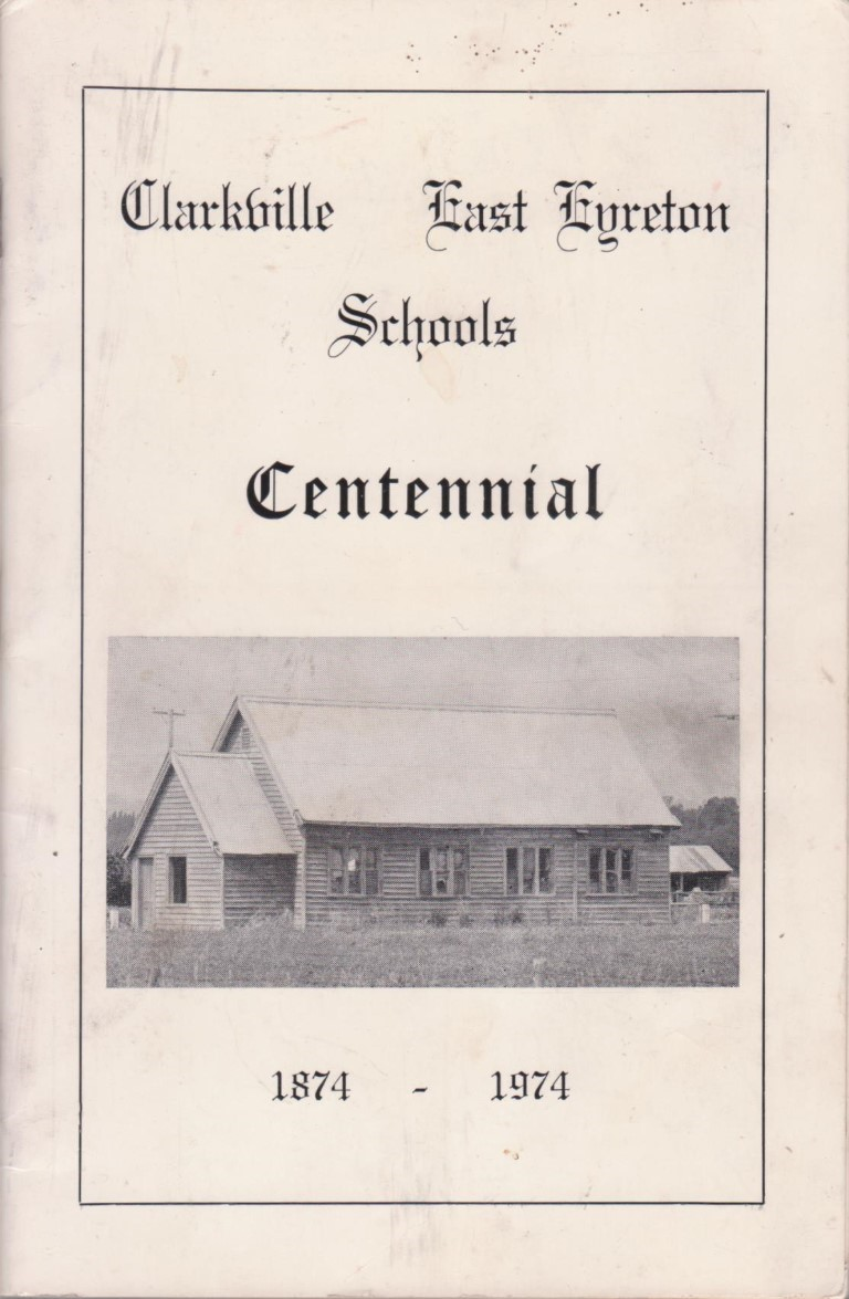 cover image of Clarkville East Eyreton Schools Centennial 1874-1974, for sale in New Zealand