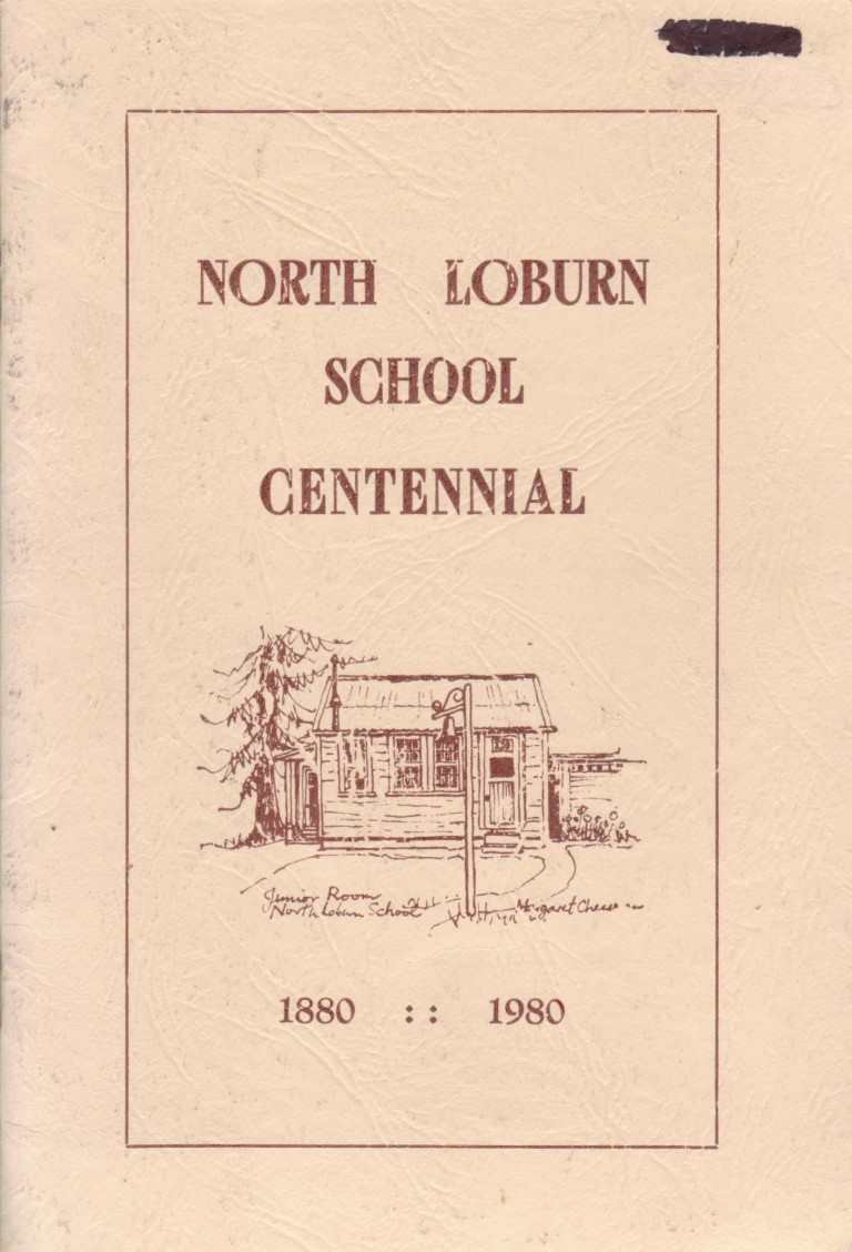 cover image of North Loburn School Centennial 1880-1980, for sale in New Zealand
