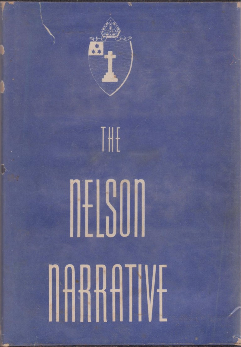 cover image of The Nelson Narrative, The Story of the Church of England in the Diocese of Nelson, for sale in New Zealand