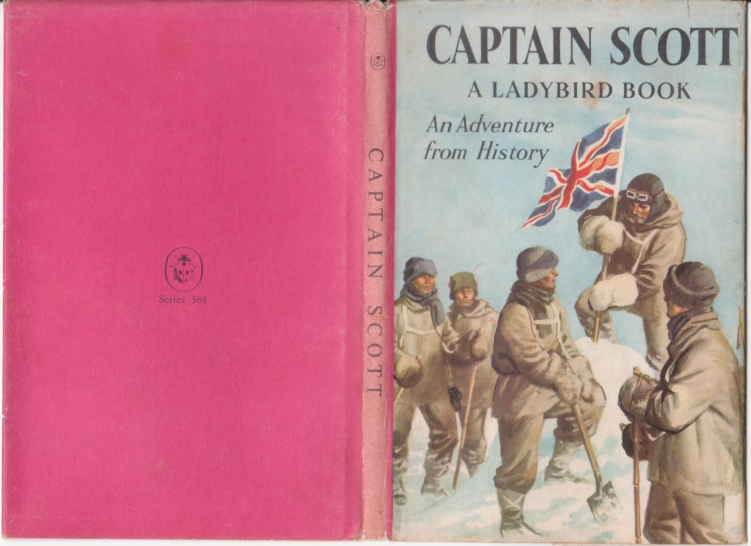 cover image of Captain Scott a Ladybird Book, for sale in New Zealand