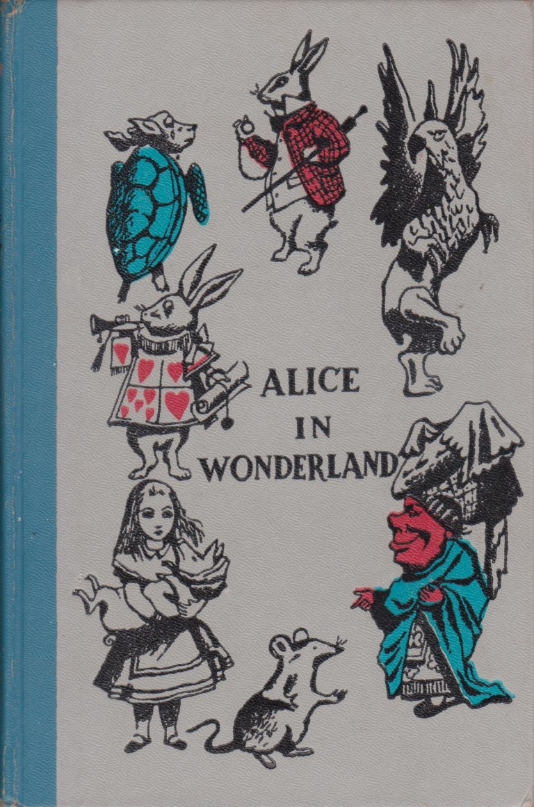 cover image of Alice's Adventures in Wonderland Junior Deluxe Editions, for sale in New Zealand