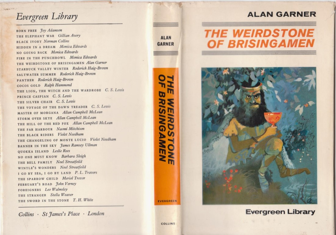 cover image of The Weirdstone of Brisingamen, a tale of Alderley, for sale in New Zealand
