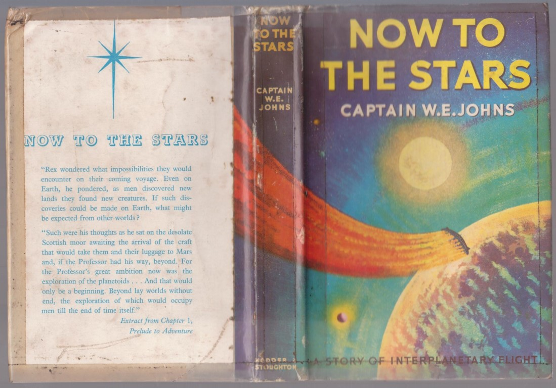 cover image of Now to the Stars; a story of interplanetary flight, for sale in New Zealand