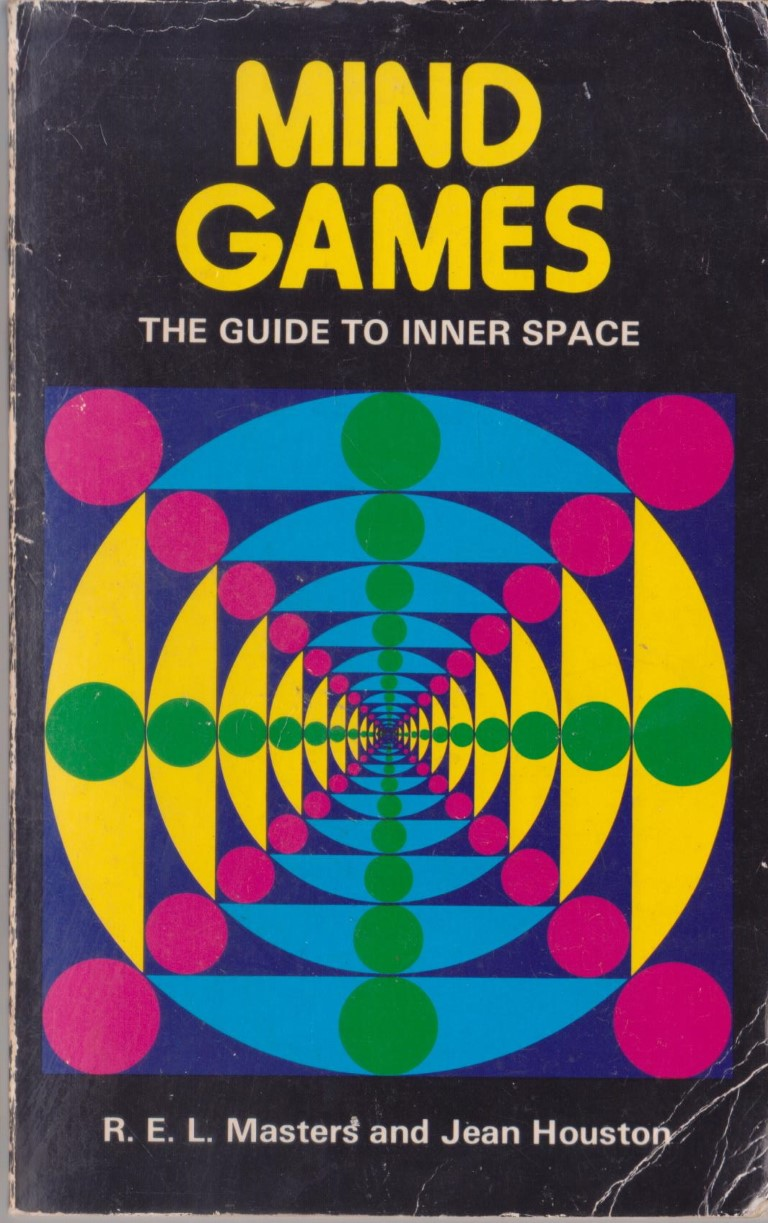 cover image of Mind Games the guide to inner space, for sale in New Zealand