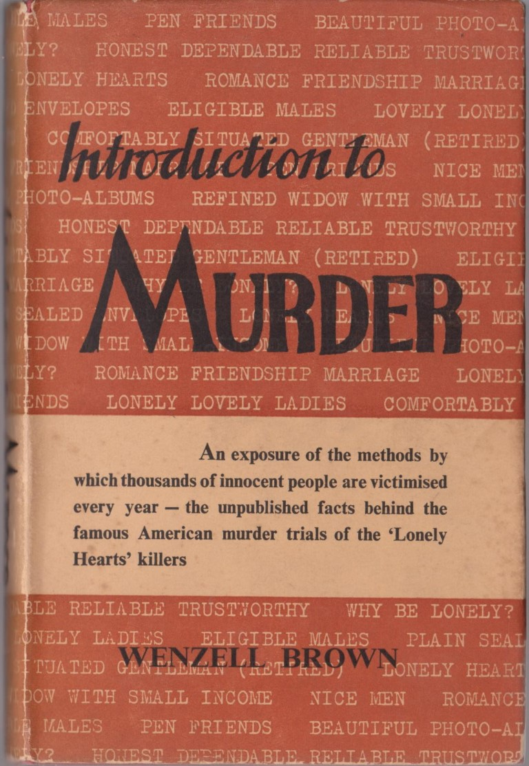 cover image of Introduction to Murder, for sale in New Zealand