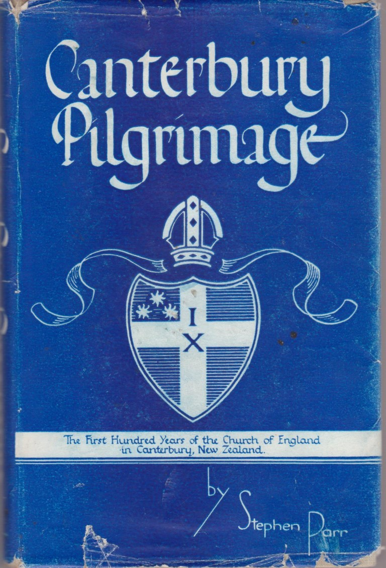 cover image of Canterbury Pilgrimage, for sale in New Zealand