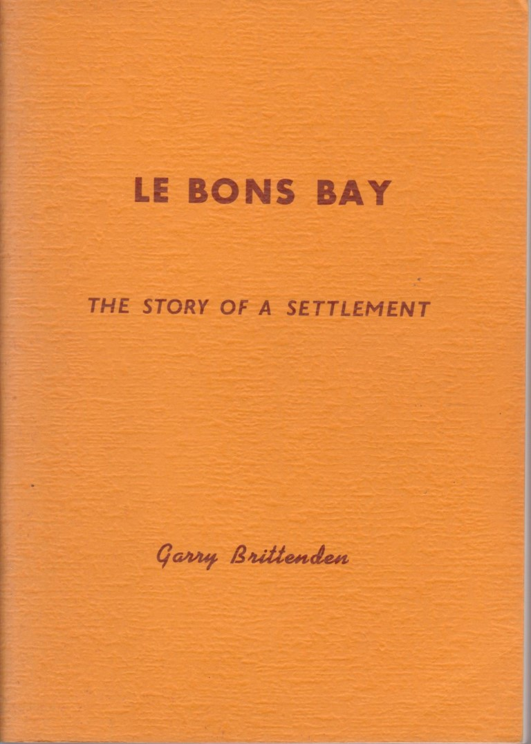 cover image of Le Bons Bay, The Story of a Settlement, for sale in New Zealand