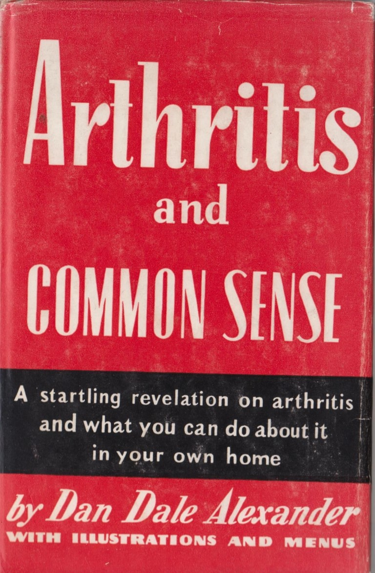 cover image of Arthritis and Common Sense, for sale in New Zealand
