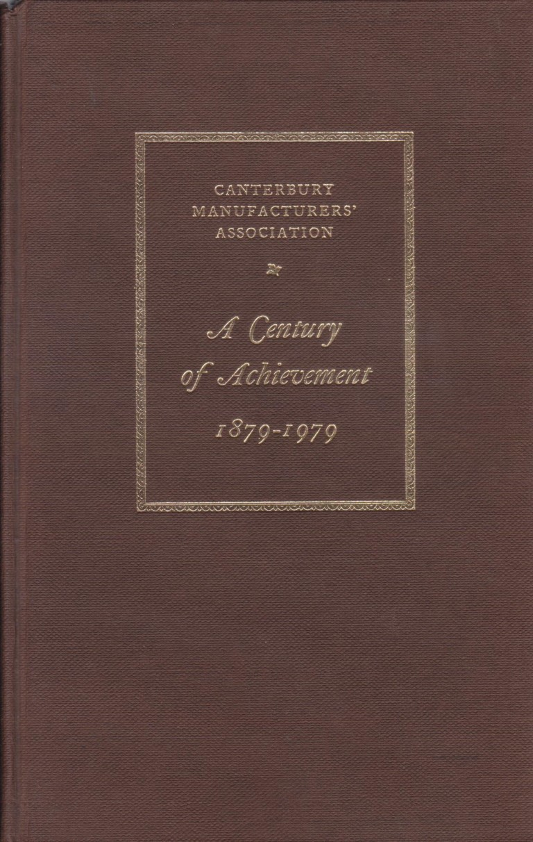 cover image of A Century of Achievement 1879-1979 A Record of Progress, for sale in New Zealand