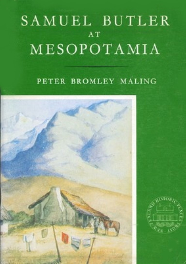 cover image of Samuel Butler at Mesopotamia, for sale in New Zealand