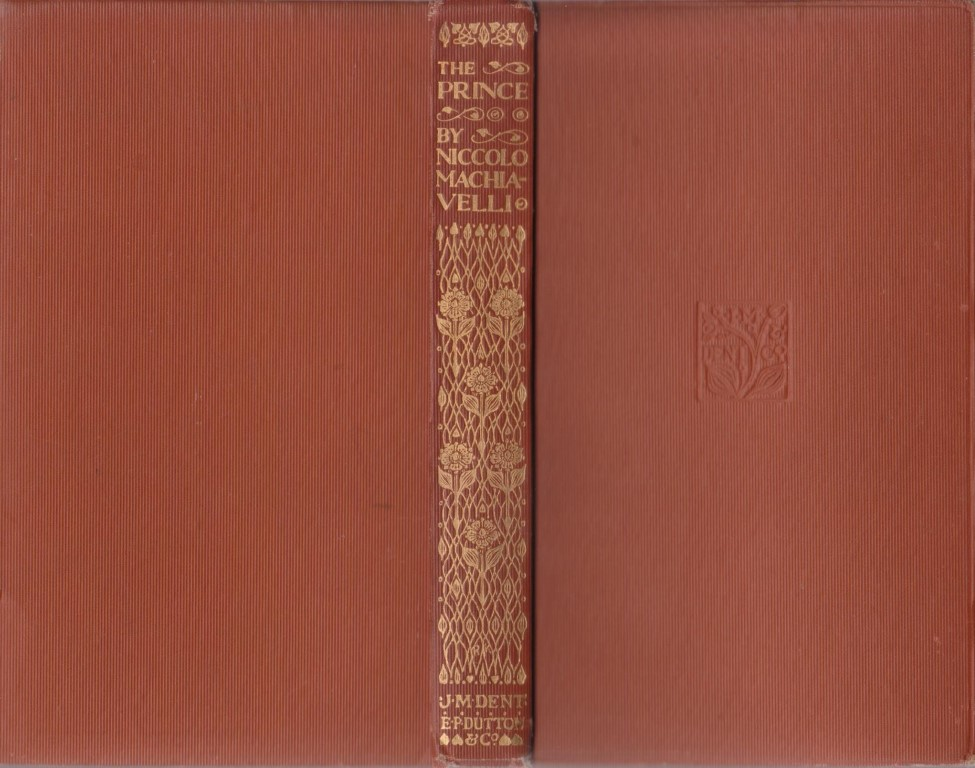 cover image of The Prince by Nicolo Machiavelli, for sale in New Zealand