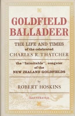 cover image of Goldfield Balladeer