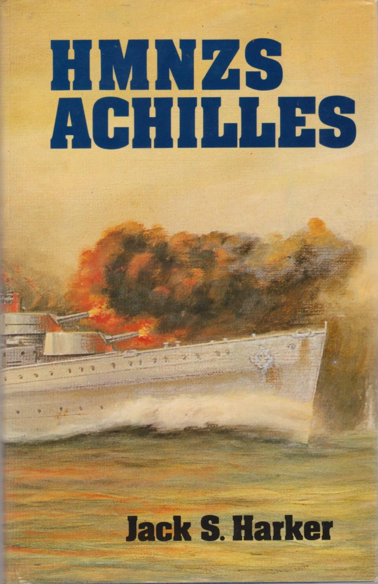 cover image of HMNZS Achilles for sale in New Zealand