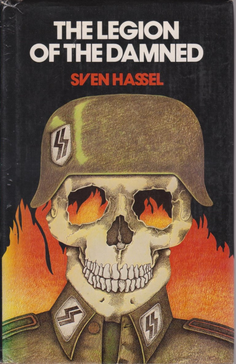 cover image of Sven Hassel Legion of the Damned, for sale in New Zealand