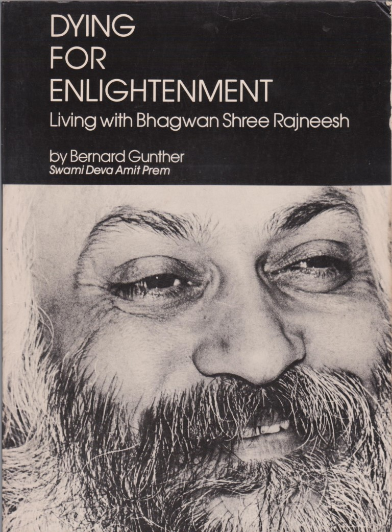 cover image of Dying for Enlightenment, Living with Bhagwan Shree Rajneesh for sale in New Zealand