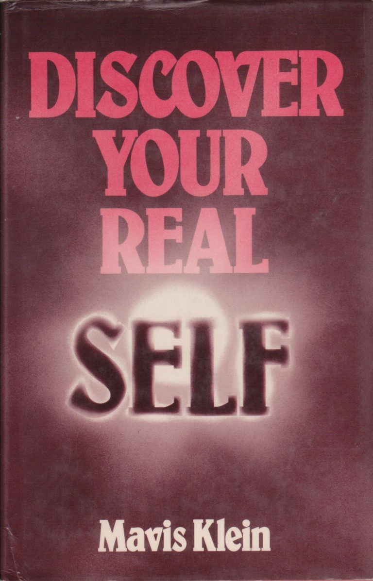 cover image of Discover Your Real Self by Mavis Klein, for sale in New Zealand